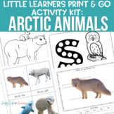 Arctic Animals Worksheets