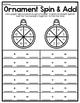 Print & Go - Christmas Math Stations