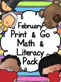 Febrary Print & Go for Bigger Kids