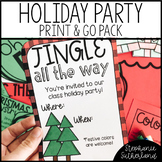 Print & Go Holiday Party