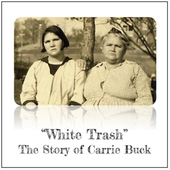 Print & Go Lesson on Carrie Buck