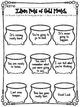 Print & Go MARCH Intermediate Math & Literacy Pack