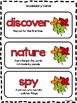Print & Go Pack! NATURE SPY {Kindergarten Scott Foresman C