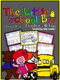Print & Go Pack! The Little School Bus {Kindergarten Commo