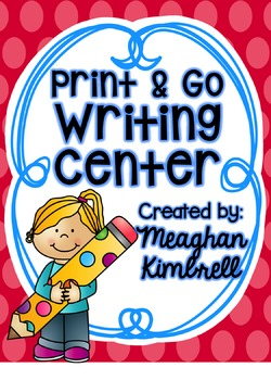 Print & Go Writing Center #freshsqueezedfriday
