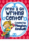 Print & Go Writing Center