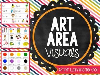 Print, Laminate, Go: ART AREA VISUALS