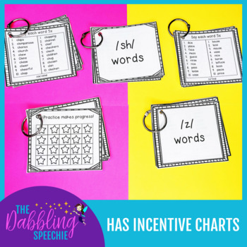 Print N' Go Later Developing Sounds Flashcards