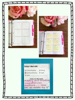 Print On Sticky Notes - Quick Note To Parents