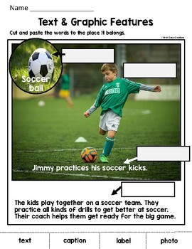 Print Packs - What Can You Do? Lesson 27 Journeys Supplemental Resource