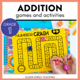 Addition Games: Print, Play, LEARN!