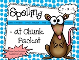 Spelling -at Chunk Packet