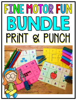 Print & Punch Cards BUNDLE