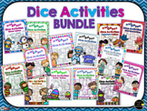 Print, Roll and Play Dice Activities BUNDLE