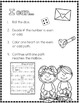 Print, Roll and Play Dice Activities (Valentine's Day Edition)
