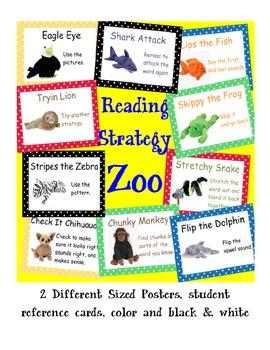"Beanie Baby ""Print Strategy Zoo Animals"""