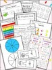 Fractions Math Activities, Printables, and Centers