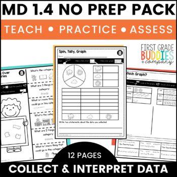 Print a Standard 1.MD.4 {Recognize, Interpret, and Represe