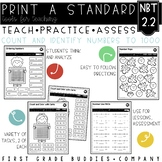 Count and Skip Count Within 1,000   NBT 2.2   No Prep Tasks   Worksheets