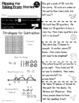 Add and Subtract Word Problems | OA 2.1 | No Prep Tasks |Assessment |Worksheets