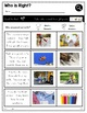 Print a Standard K.RI.7 {Illustrations Within the Text} No Prep Pack