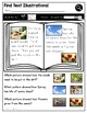 Text Illustrations | RI K.7 | No Prep Tasks | Assessment | Worksheets