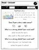 Print a Standard W K.5 {Strengthening Writing} No Prep Activities + Assessments