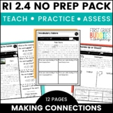 Print a Standard RI 2.4 {Determine Word Meaning} Activities + Assessments