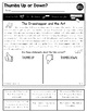 Print a Standard RL 2.2{Central Message: Stories, Fables,