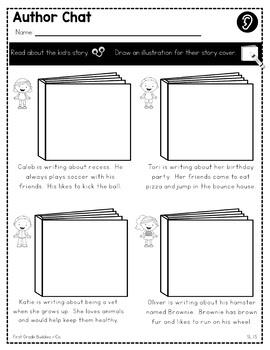 Print a Standard SL 1.5 {Add Drawings to Clarify Ideas} No Prep Pack