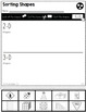 Print a Standard: FIRST GRADE BUNDLE!  {No Prep Packs for EACH CC Math Standard}