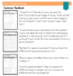 1st Grade Reading Info Text Standards | No Prep Tasks | Assessment | Worksheets