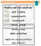 1st Grade Informational Reading | Tasks for Instruction and Assessment | Bundle