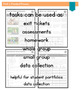 Print a Standard for Kindergarten ELA {W BUNDLE} 60+ No Pr