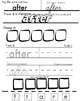 Print and Cursive Sight Word Printables