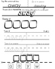 Print and Cursive Sight Word Printables
