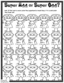 Print and Go August and September Math for Second Grade