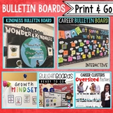 School Counselor Bulletin Boards