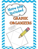 Print and Go Graphic Organizers Growing Bundle