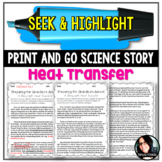 Seek & Highlight Story Heat Transfer/ Energy CONVECTION, C