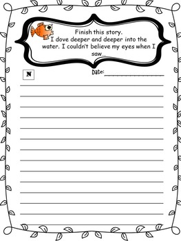 Print and Go Journal Prompts for May