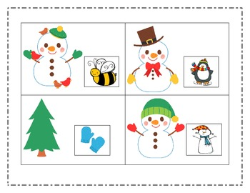 Print and Go Literacy Centers
