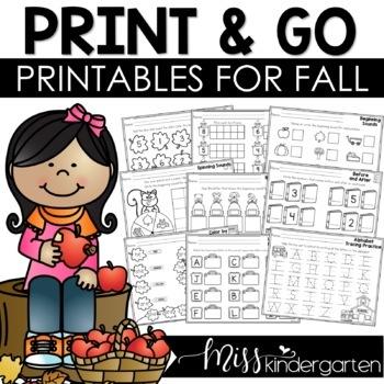 Autumn Teaching Resources Lesson Plans Teachers Pay Teachers