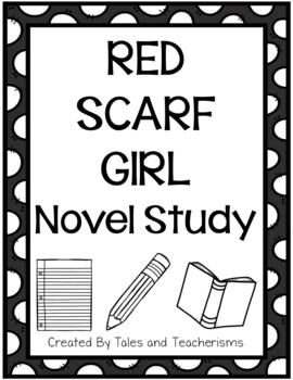 Print and Go! Red Scarf Girl Novel Study