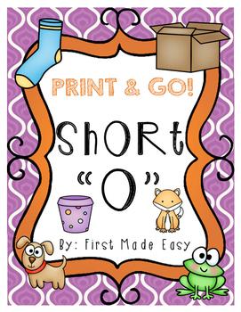 """Short Vowel """"o"""""""