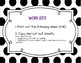 Print and Go Sight Word Booklet Fry Words 1-100
