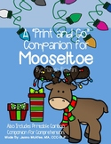 Print and Go Speech/Language Companion for Mooseltoe