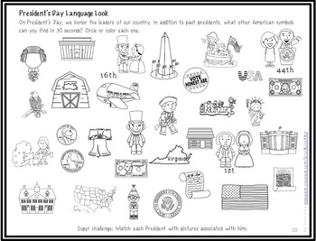 Print and Go Speech Seeks and Language Looks: Reinforcers for Jan.-June
