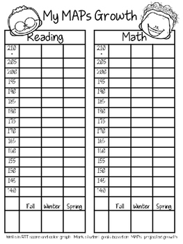 Print and Go Student Data Folders