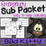 Print and Go Sub Packet for Bad Kitty